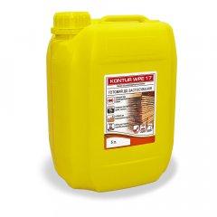 Водорастворимый антисептик для древесины KONTUR WPE-17 - Концентрат 1:1, 5 л