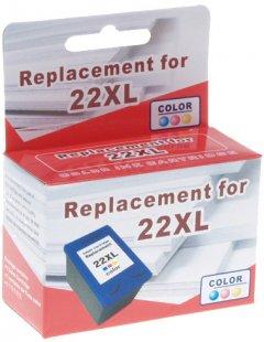 Картридж MicroJet для HP DJ 3920/F4200/F5200 аналог HP 22XL (C9352CE) Color (HC-E02X)