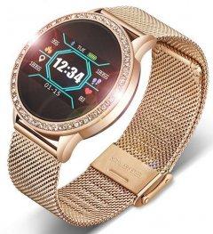 Умные Женские умные часы Smart M8 Girl Gold