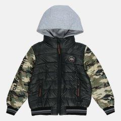 Демисезонная куртка Evolution 10-ВМ-19 122 см Черная (4823078562449)