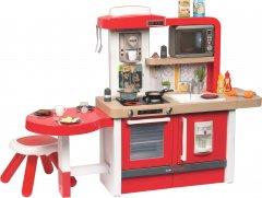 Интерактивная кухня Smoby Toys Тефаль Эволюшен Гурмэ с аксессуарами, эффектом кипения и звуками (312302)