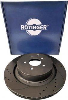 Диск тормозной Rotinger Infiniti FX, M, QX, Q (RT 21136-GL T5)