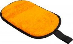 Рукавичка Oneredcar Сar wash mitt для ухода за авто Оранжевая (КР.02.Т.26.57.218)