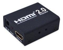 Підсилювач HDMI сигналу до 30 м Gecen HD-R121A