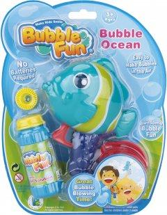 Мыльные пузыри Make Kids Smile Bubble Fun Рыбка 60 мл (DHOBB10125)