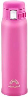 Термобутылка Vincent Candy Pink 480 мл (VC-1529CP)