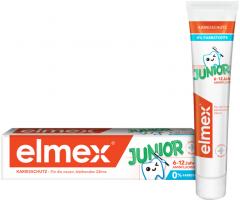 Детская зубная паста Elmex от 6 до 12 лет 75 мл (4007965146008)