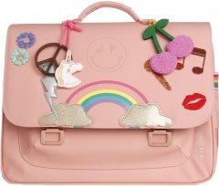 Портфель школьный Jeune Premier 38x30x14.5 см Lady Gadget Pink (5425038798562)
