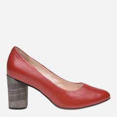 Туфли Alpina 80F42 39 (5.5) 25 см Коралловые (3838421389285)