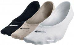 Следы Nike W Nk Perf Ltwt Foot 3Pr SX4863-900 S 3 пары (823233345874)