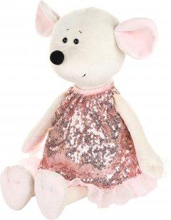 Мышка Maxi Toys Шайни в блестящем платье 21 см (MT-MRT021918-21)