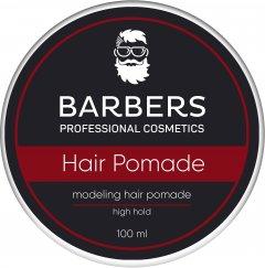 Помада для волос Barbers Modeling Hair Paste High Hold 100 мл (4823109403079)