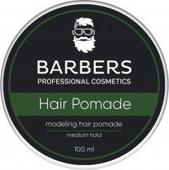 Помада для волос Barbers Modeling Hair Paste Medium Hold 100 мл (4823109403062)