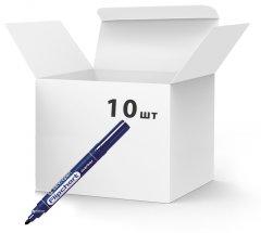 Набор маркеров для флипчартов Centropen Flipchart 2.5 мм Синий 10 шт (8550/03) (8595013616796)
