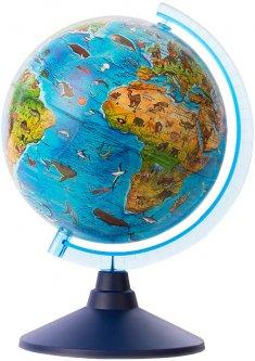 Интерактивная игрушка Alaysky's Globe с дополненной реальностью Глобус Zoo (AG-2134)
