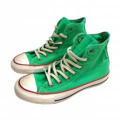 Кеди високі зелені Converse, 36
