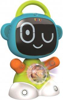 Интерактивная игрушка Smoby Toys Смоби Смарт Робот Тик со звуковыми и световыми эффектами (190100)