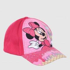 Кепка Disney Minnie UE4020 54 см Розовая (3609084834630)