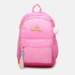 РРюкзак Laras Pink space Розовый (C10dr13-pink)