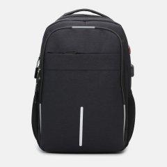 Рюкзак Laras C10dr01-black Черный (C10dr01-black)