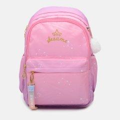 Рюкзак Laras Pink space Розовый (C10dr13-purple)
