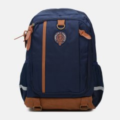 Рюкзак Laras Bag Education C10DR02-dark blue Cиний (C10DR02-dark blue)