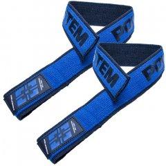 Кистевые ремни Power System PS-3401 Lifting Straps Duplex Black/Blue (3401BU-0)