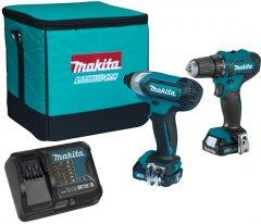 Набор инструментов Makita CLX224SA