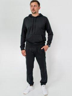 Спортивный костюм Kodor Standart КС0301 L (48-50) Черный (2482030104850)