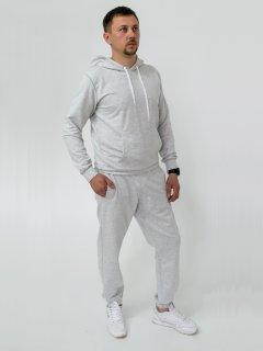 Спортивный костюм Kodor Everyday Move КС0304 L (48-50) Серый меланж (2482040404850)