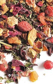 Чай фруктово-травяной крупнолистовой Curtis Queen of Mint 250 г (4823063702607)