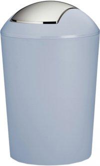 Ведро для мусора Kela Marta синее (24385)
