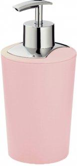 Дозатор для жидкого мыла Kela Marta розовый (24372)