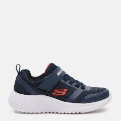 Кроссовки Skechers 98302L NVBK 30 (13) 19 см Синие (193642051179)_3398753