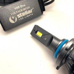 LED автолампы S55 STELLAR HB4 светодиодные с обманкой CAN BUS (комплект 2 шт.)
