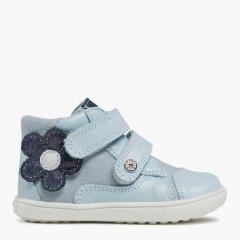 Ботинки кожаные Bartek 11703-003 22 14.4 см Голубые (5903607587491)
