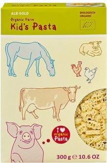 Детские макаронные изделия Alb-Gold Ферма Органические 300 г (4018722302575)