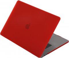Чехол-накладка для ноутбука Armorstandart Matte Shell для MacBook Pro 16 (A2141) Red (ARM57233)