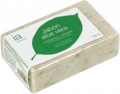 Мыло для лица и тела Interapothek BIO Натуральное Увлажняющее с экстрактом Алоэ Вера 100 г (8430321700976)