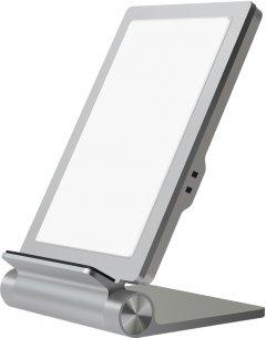 Беспроводная зарядная подставка AllSeven C3 Silver (A7-C3-01-SR)