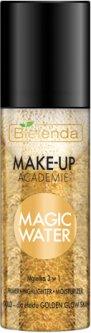 Дымка-спрей 3 в 1 для макияжа Bielenda Make-UP Academie gold 150 мл (5902169033583)