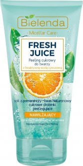 Скраб для лица Bielenda Fresh Juice Апельсин Увлажнение 150 г (5902169036676)