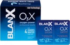 Отбеливающие капы для зубов BlanX O3X 10 шт (8017331065600)
