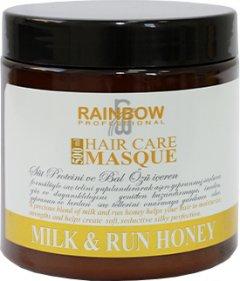 Маска Rainbow Professional Молоко и мёд питание и увлажнение 500 мл (73985) (8697426739854)