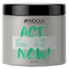 Маска восстанавливающая Indola Act Now Repair 650 мл (4045787578645)