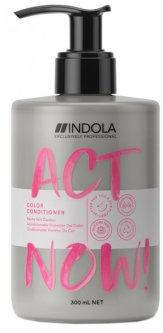 Кондиционер Защита цвета Indola Act Now Color 300 мл (4045787578560)