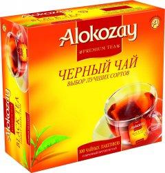 Чай черный Alokozay пакетированный 100 шт х 2 г (4820229040368)
