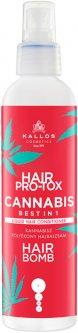 Кондиционер для волос Kallos Pro-Tox с маслом семян конопли 200 мл (5998889517427)