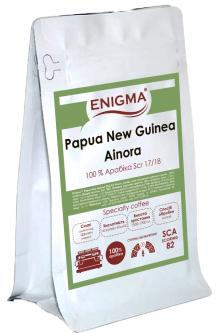 Кофе в зернах Enigma Papua New Guinea Ainora 500 г (4000000000058)