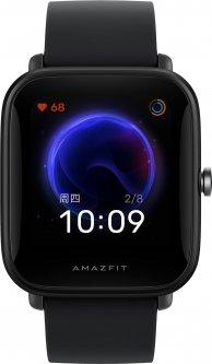 Смарт-часы Amazfit Bip U Black (711169)